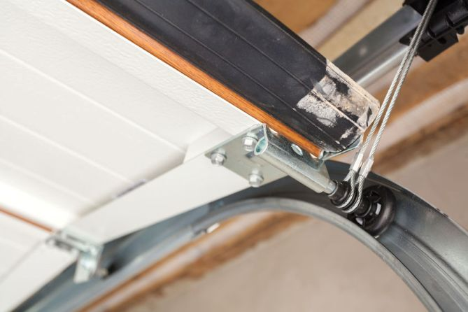 What's the Best Lubricant to Use on a Squeaky Garage Door?
