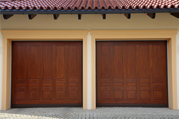European Ideas for Your American Garage Door