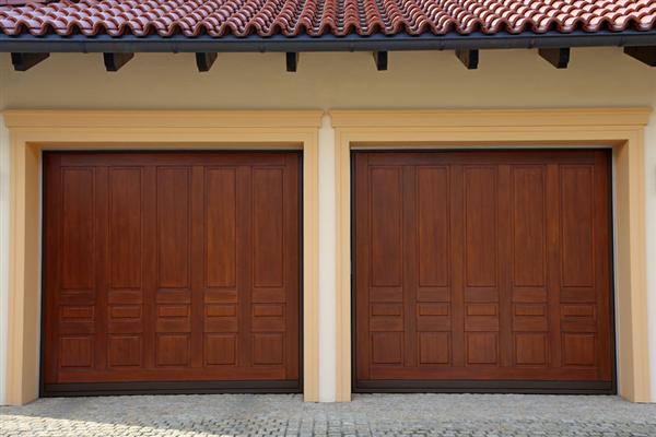 European Ideas for Your American Garage Door