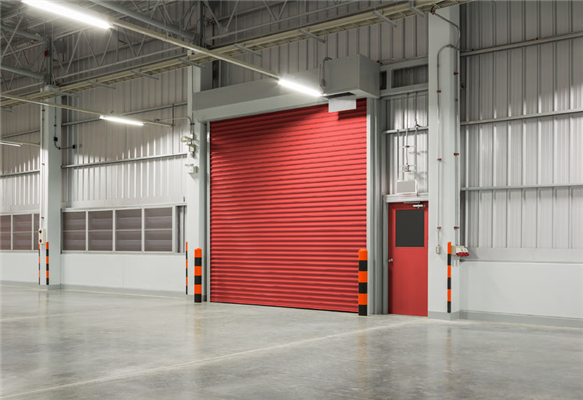 What to Look for in Quality Commercial Garage Doors