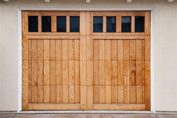Modern Trend: Carriage House Garage Doors