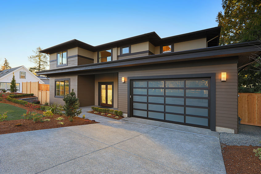 Your Modern Garage Door: The Latest Trends