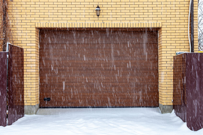 Winter Weather: How to Prepare Your Garage Door