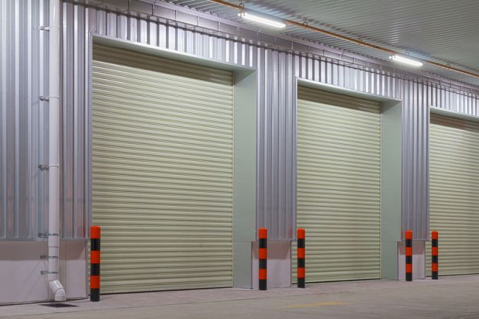 Commercial Garage Doors: 5 Pre-Purchase Considerations